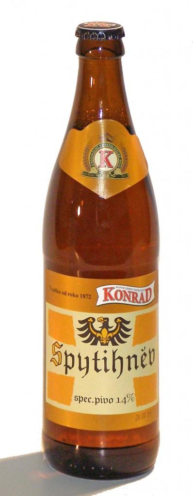 Een fles Spytihnev